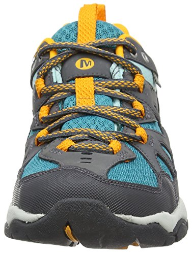 lake Low Rise Senderismo Waterproof Blue Rock Merrell Mujer castle Tahr Gris Grau Zapatos De Iw7xHXRZq