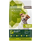Holistic Select Natural Grain Free Dry Dog Food, Small & Mini Breed Adult Recipe, 4-Pound Bag