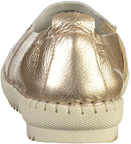 Tamaris 1-24630-30 Dames Slipper Goud (champagne)