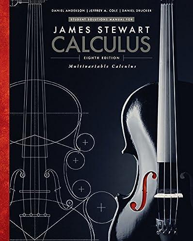 student solutions manual chapters 10 17 for stewart s multivariable rh amazon com James Stewart Scrub James Stewart Scrub
