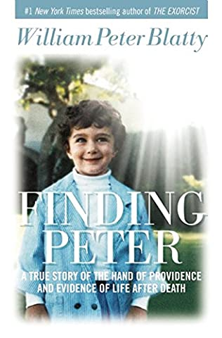 book cover of Finding Peter