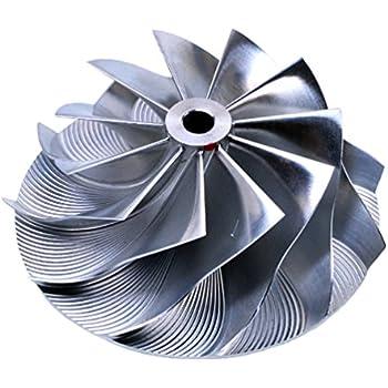 Kinugawa Turbo Billet Compressor Wheel For GARRETT Racing GTX3076 (58.0/76.13) 11+0