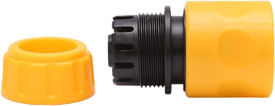 Conector universal en Y conexi/ón triple para manguera de riego Hozelock