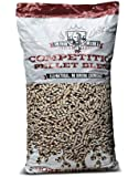 MoJack 47201 Myron Mixon 20# Competition Blend Wood Grilling/Smoking/BBQ Cooking Pellets