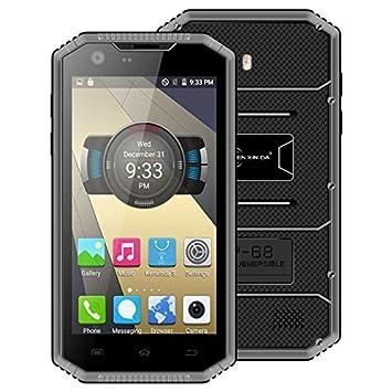 KENXINDA W7 4 G FDD de LTE Smartphone IP68 Agua Resistente al ...