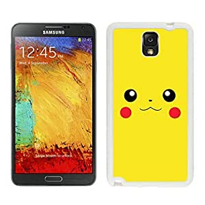 Grace Protective Pokemon 24 White For Case Samsung Galaxy Note 2 N7100 Cover