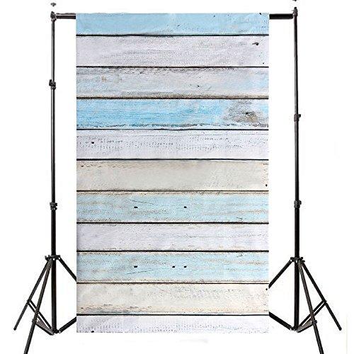 OMG_Shop 3X5ft Wood Wall Studio Photography Props Backdrop Background