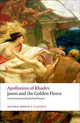 [Book] Jason and the Golden Fleece: (The Argonautica) (Oxford World's Classics) [P.D.F]