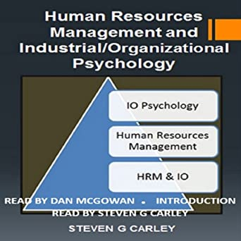 industrial organizational psychology journal articles