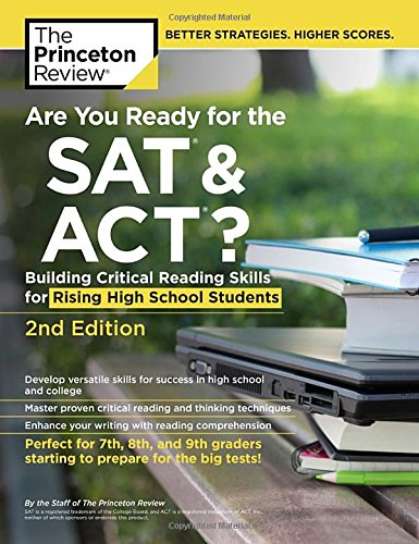 Are You Ready SAT ACT