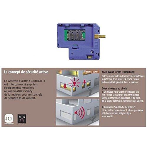 Somfy - Module De Transmission Gsm Somfy - 2401084: Amazon.Fr