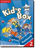 Kid's Box American English Level 2 Flashcards (pack Of 101), Caroline Nixon and Michael Tomlinson, 0521177804