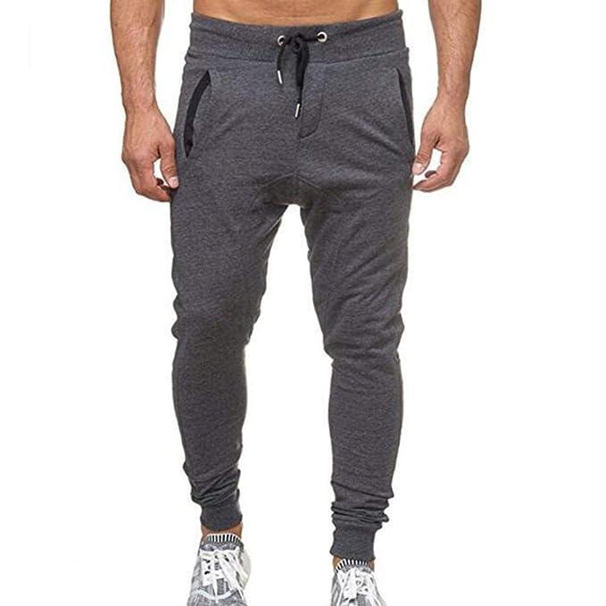 Nike Herren Sporthosen lange Jogginghosen Stil in normaler