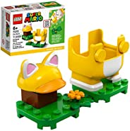 LEGO Super Mario Cat Mario Power-Up Pack 71372 Building Kit, Cool Toy for Kids to Power Up The Mario Figure in