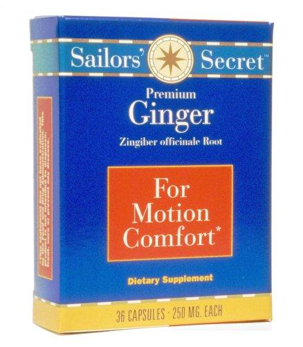 Sailors' Secret Premium Ginger