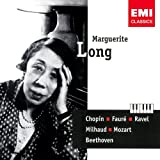 Marguerite Long - Chopin:Piano Concerto No.2 & Ravel: Piano Concerto In G (2CDS) [Japan CD] TOCE-16313 by Marguerite Long