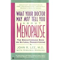 What Doctor Not Tell Menopause