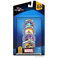 Disney Infinity 3.0 Edition: Paquete de discos de potencia MARVEL Battlegrounds