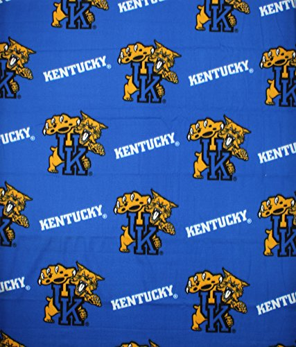 University of Kentucky Wildcats NCAA Fleece Throw Blanket by Northwest