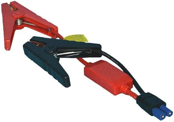 Nwqewdg Jump Starter Starthilfekabel Kabel Booster Clamp Kabel Ersatz Alligator Clamp Booster Akku Clips Ec5 Stecker Steckverbinder Emergency Alligator Klemme Für 12v Auto