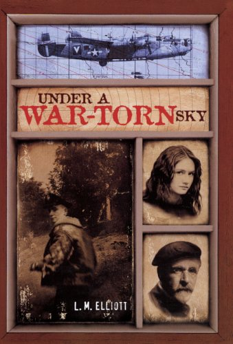 Under A War-Torn Sky (Turtleback School & Library Binding Edition) PDF Text fb2 ebook