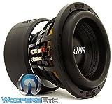 Sundown Audio X-8 V.2 D4 8'' Dual 4-Ohm X-V.2 Series Subwoofers