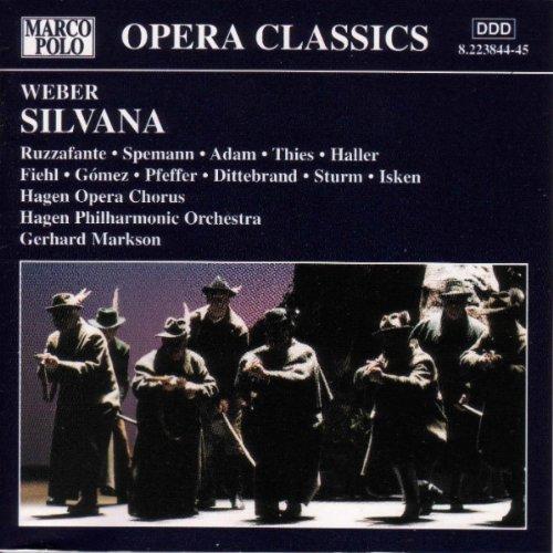 Silvana: Act I: Wo mein Herr solange bleibt! (Marco Polo Herren)