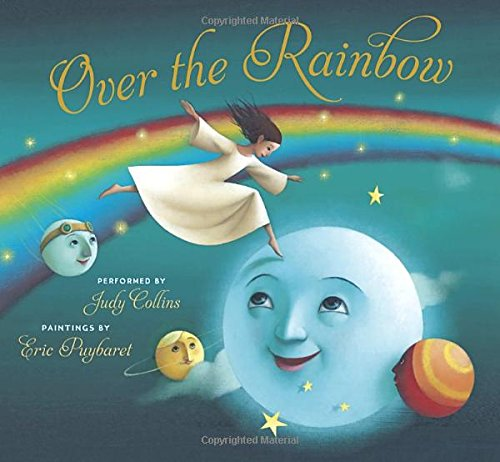 Over Rainbow Book Audio CD product image
