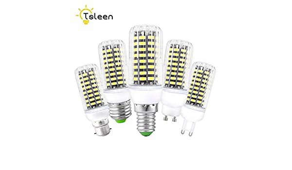 Amazon.com: 1 PC SMD Lampada LED Lamp Ampoule Bulb LED Bombillas LED Light Bulb Spot Lamparas Spotlight Emitting Color: Transparent, E9 G9 Warm White: Home ...