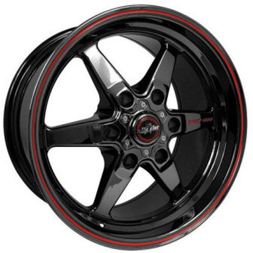 Race Star (Race Star Wheels 93-795852BC 93 Series Truck Star Wheel Size: 17 x 9.5 Bolt Circ)