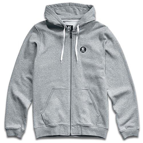 Etnies Men's E-Base Zip, Grey/Heather Medium