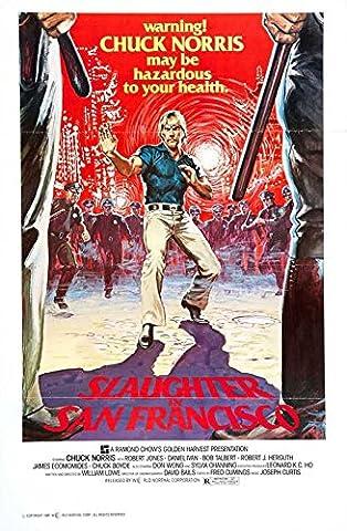 Slaughter in San Francisco (B) POSTER (27