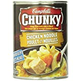 Campbell's Chunky Chicken Noodle Soup, 540ml, 24-Count