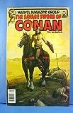 : Savage Sword of Conan #76 Vol 1 1982