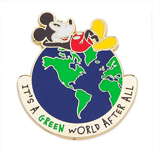 Disney Mickey Mouse Earth Day Pin 2019
