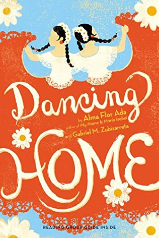 book cover of Dancing Home