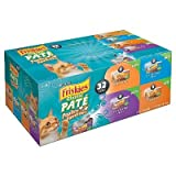 Purina Friskies Classic Pate Poultry Favorites Cat Food Variety Pack 32-5.5 oz. Cans (1)