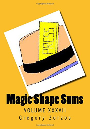 Read Online Magic Shape Sums: Volume XXXVII pdf