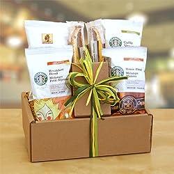 Starbucks Sampler Coffee Gift Box Valentines Gift Idea for Him Birthday Gift Idea
