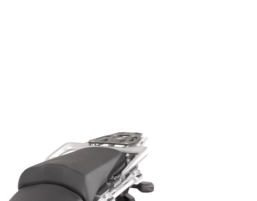 SW Motech GPT 11.482.15000//B ALU Rack Pannier Rack/ OS /Black