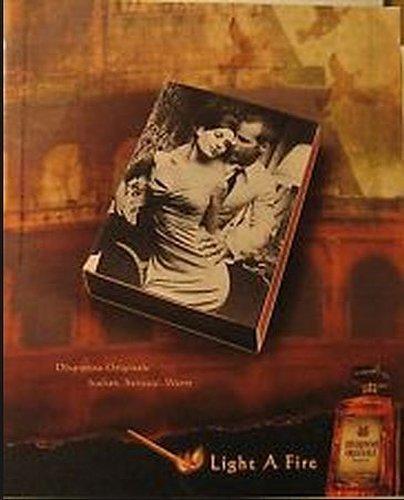 magazine-advertisementfor-amaretto-disaronno-1999-light-a-fire-magazine