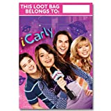 iCarly Favor Bags (8ct)