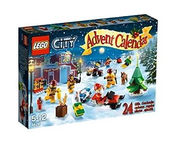Calendrier Avent Lego City.Lego City 4428 Jeu De Construction Le Calendrier De L