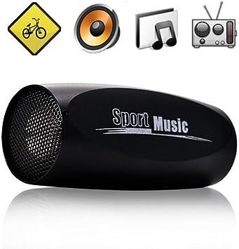 MP3 8GB con Altavoz para Bicicletas o Deportistas: Amazon.es ...