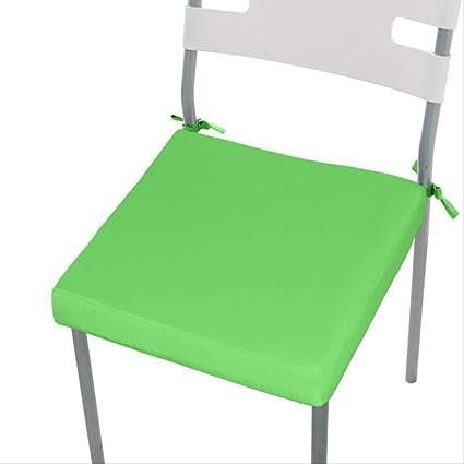 Cojín de asiento de espuma, alfombrilla impermeable para ...
