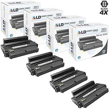 Compatible Xerox 106R02313 Set of 2 HY Black Laser Toner WorkCentre 3325 Printer