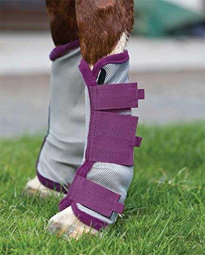 amiGO Fly Boots Pony Silver/Purple