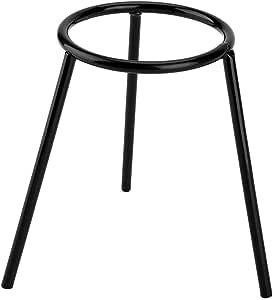 Baosity Lab Chemistry Stand Experiment Beaker Bunsen Burner Tripod Holder 75mm// 3