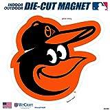 "Stockdale Baltimore Orioles SD 6"" Logo Magnet Die Cut Vinyl Auto Home Heavy Duty Baseball"