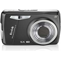 Kodak Easyshare M575 14 MP Digital Camera with 5x Wide Angle Optical Zoom and 3.0-Inch LCD (Midnight Black)